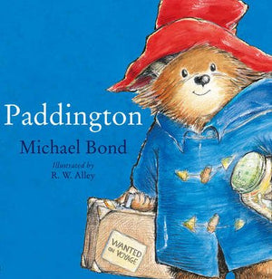 Michael Bond: Paddington, Illustrated by B. W. Alley (Second Hand)