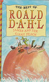 Roal Dahl: James and the Giant Peach, Illustrated by Emma Chichester Clark (Second Hand Book)