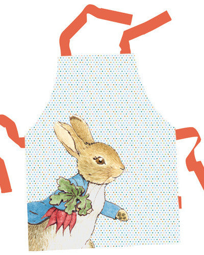 Child's Apron: Peter Rabbit