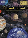 Planetarium by Raman Prinja, illustrated by Chris Wormell