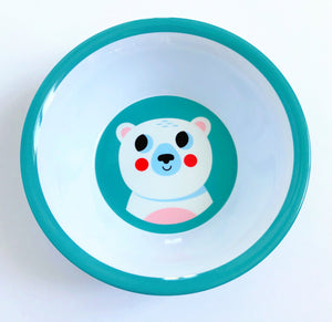 Animal Baby Bowl by Ingela Arrhenius