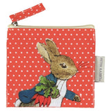 Purse: Peter Rabbit (Red)