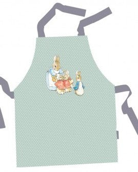 Child's Apron: Peter Rabbit (Rabbit Family)