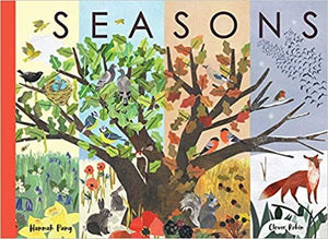 Seasons by Hannah Pang, Illustrated by Clover Robin