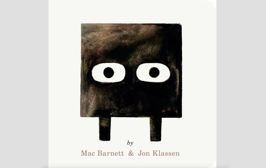 Mac Barnett: Square, illustrated by Jon Klassen