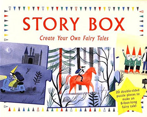 Story Box, with illustrations by Anne Laval