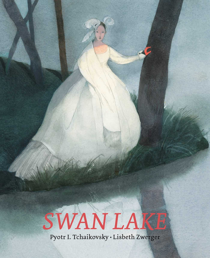 Tchaikovsky and Ji-yeong Lee: Swan Lake, illustrated by Gabriel Pacheco