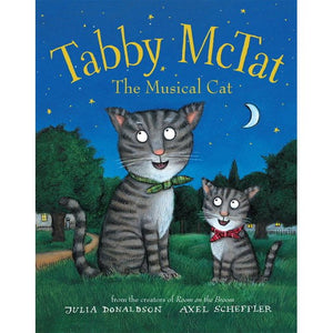 Julia Donaldson: Tabby McTat, Illustrated by Axel Scheffler (Second Hand)