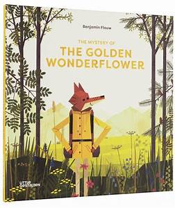 Benjamin Flouw: The Mystery of the Golden Wonderflower