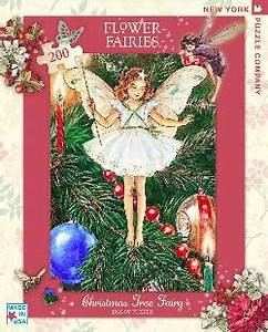 Christmas Tree Fairy Jigsaw