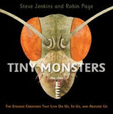 Tiny Monsters by Steve Jenkins and Robin Page
