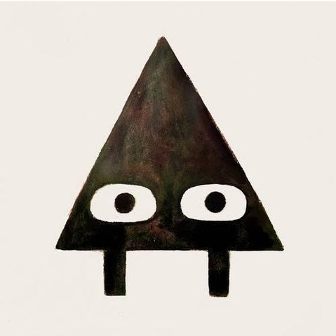 Mac Barnett: Triangle, illustrated by Jon Klassen
