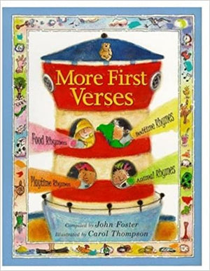 John Foster: More First Verses, Illustrated by Carol Thompson (Second Hand)
