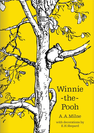 A.A. Milne: Winnie the Pooh, illustrated by E.H. Shepard (Hardback)