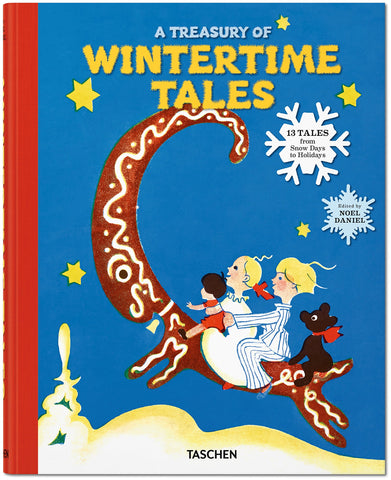 (Various): A Treasury of Wintertime Tales