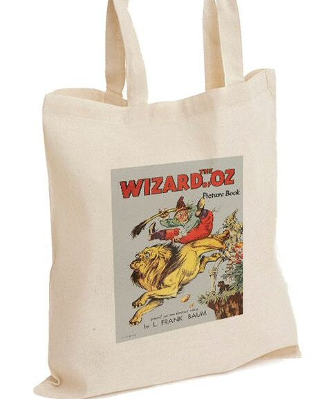 Tote Bag: The Wizard of Oz