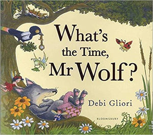 Debi Gliori: What's the Time Mr Wolf (Second Hand)
