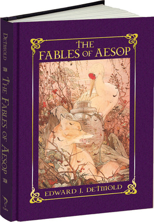 The Fables of Aesop, illustrated by Edward J. Detmold
