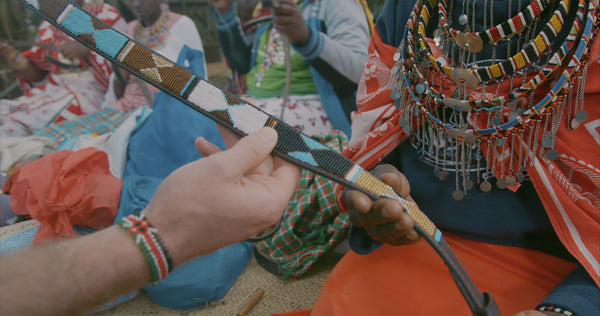Koy Clothing: The Story Behind Our Hand Beaded Maasai Belts & Dog Collars