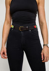 Beaded Belt - Jua (Narrow)