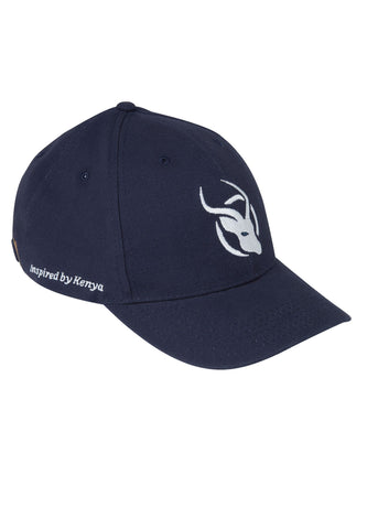 Navy Cap - Purple Kikoy Peak Cap Koy Clothing