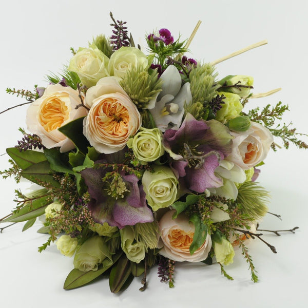 Pastel Hand-Tied Posy