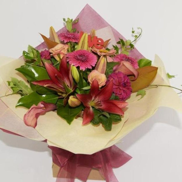 Florist choice: Valentines Bouquet or Waterbox