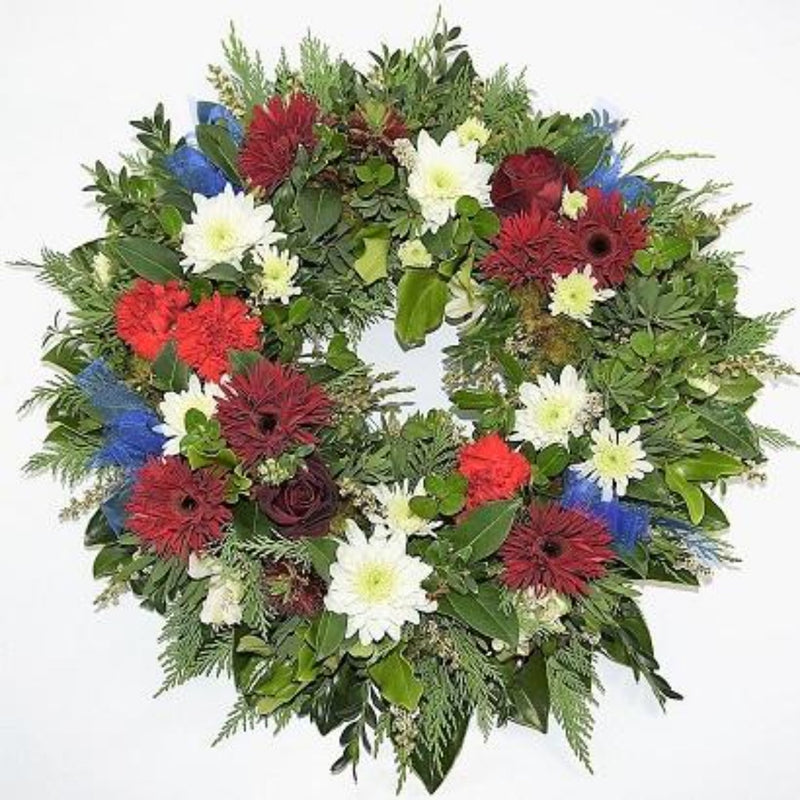 Remember Them Wreath