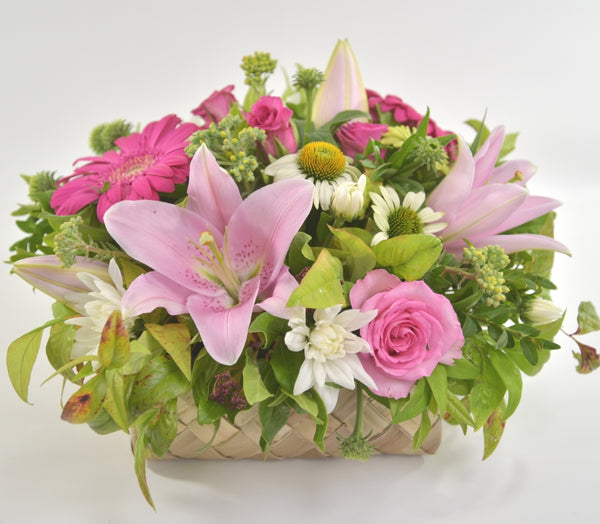 Florist choice: Flax Box