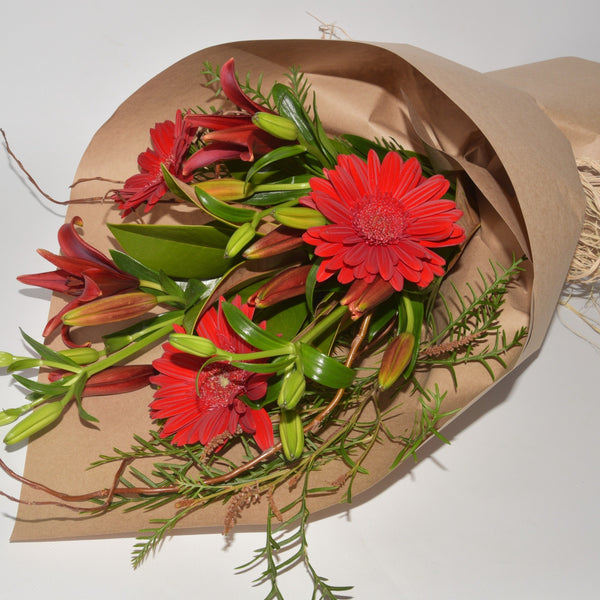 Florist Choice: Roll Wrap of Flowers
