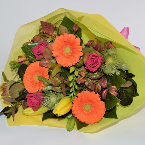Zingy Citrus Bouquet