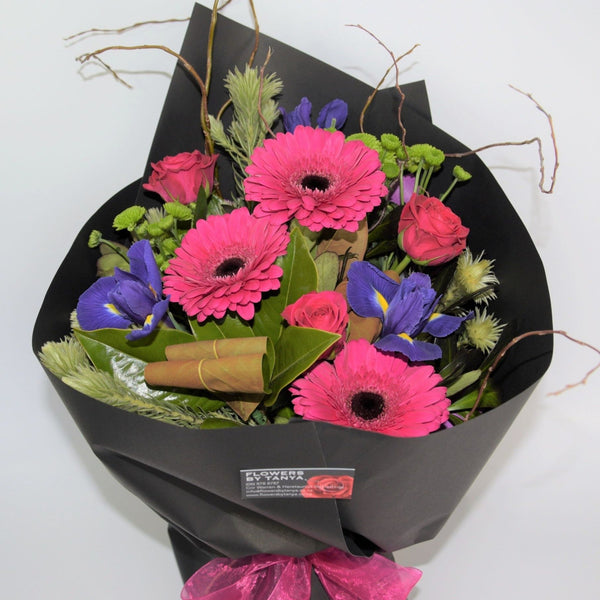 Dazzling-Bouquet or Waterbox