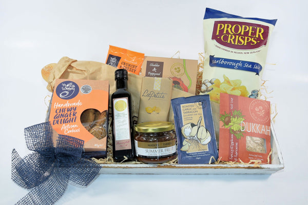 Local Bounty Gourmet Gift Basket
