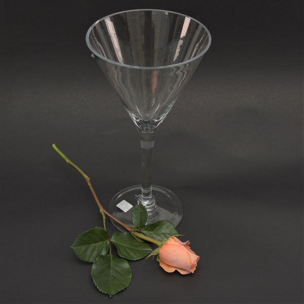 Martini Glass Vase - 30cm