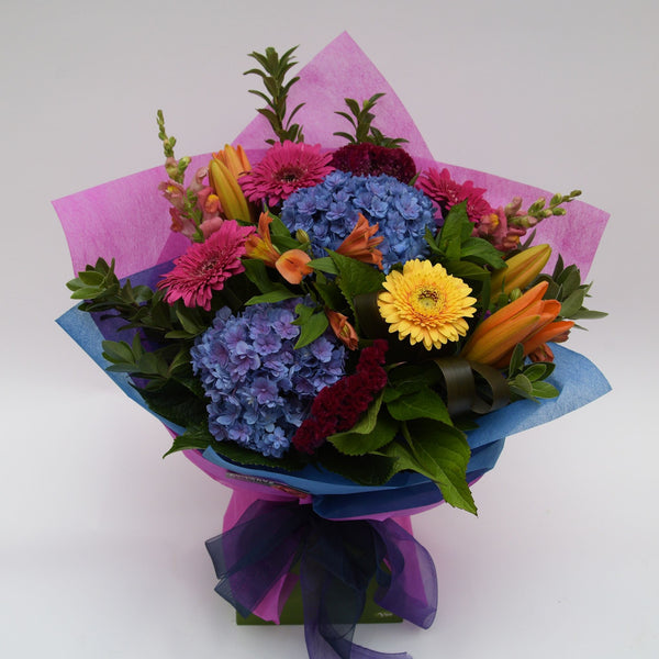 Florist Choice: Colourful Bouquet or Waterbox