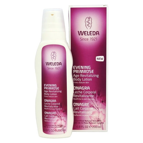 Weleda Evening Primrose Range