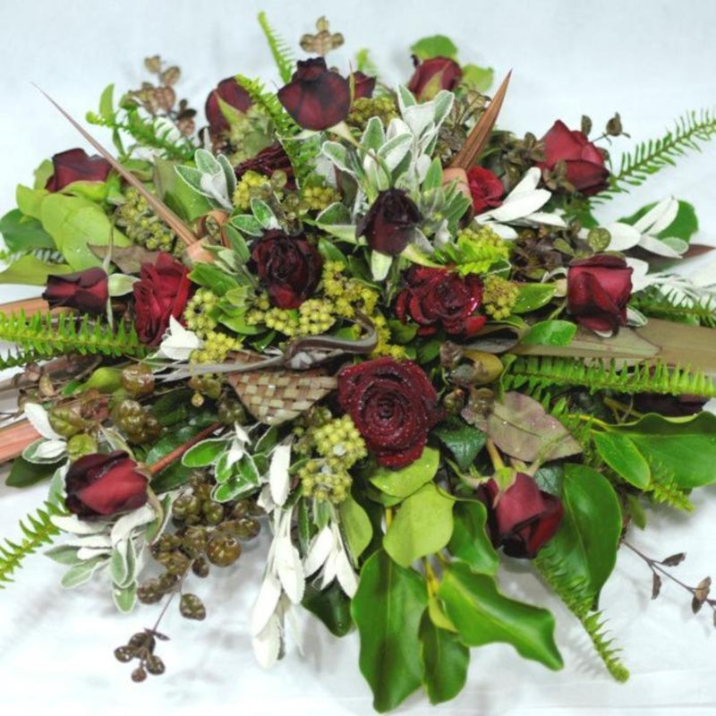 NZ Native Informal Wreath