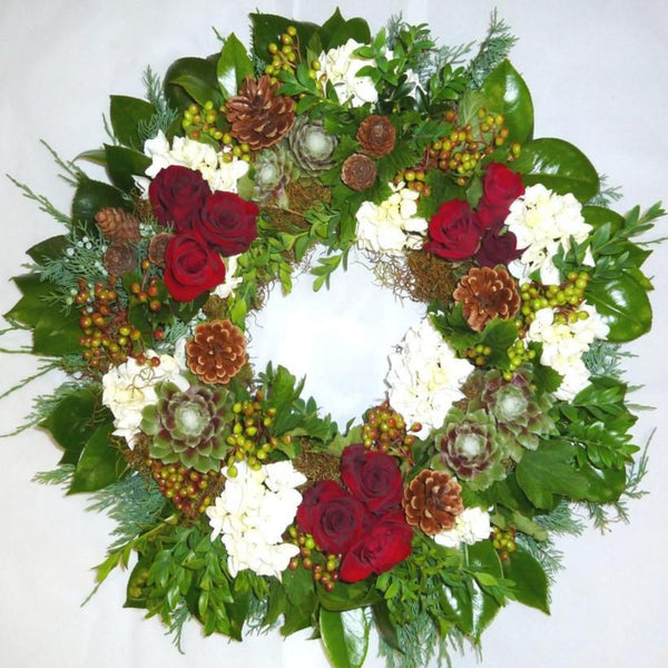 Stunning Christmas Wreath