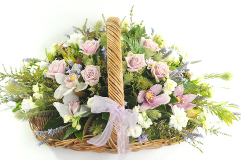 Perfect Pastel Basket