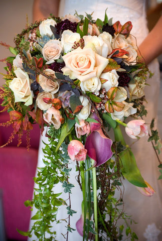 Rustic Botanicals Trailing Bouquet