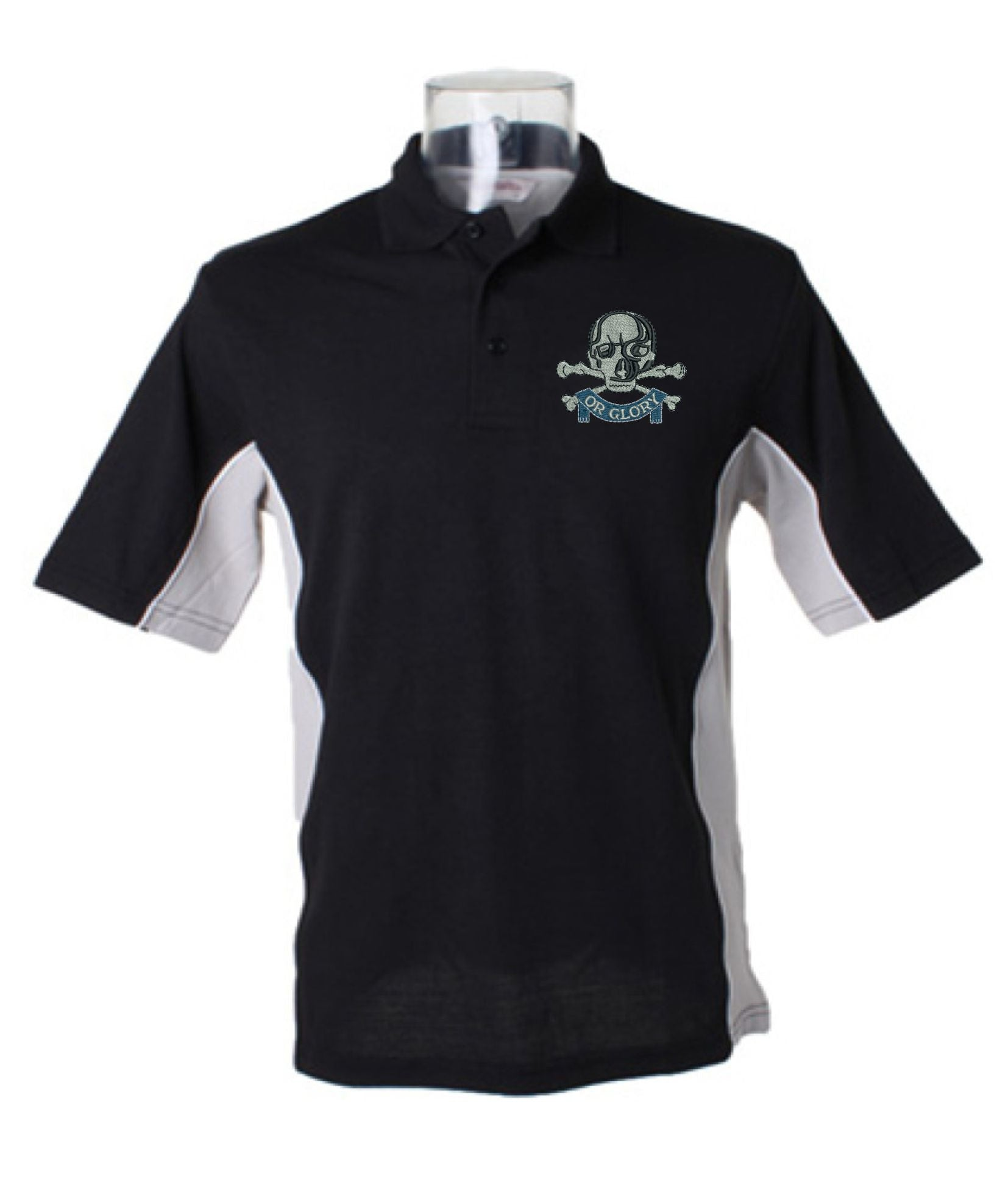 17th/21st Lancers Sports Polo Shirt