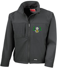 Cameronians Scottish Rifles Softshell