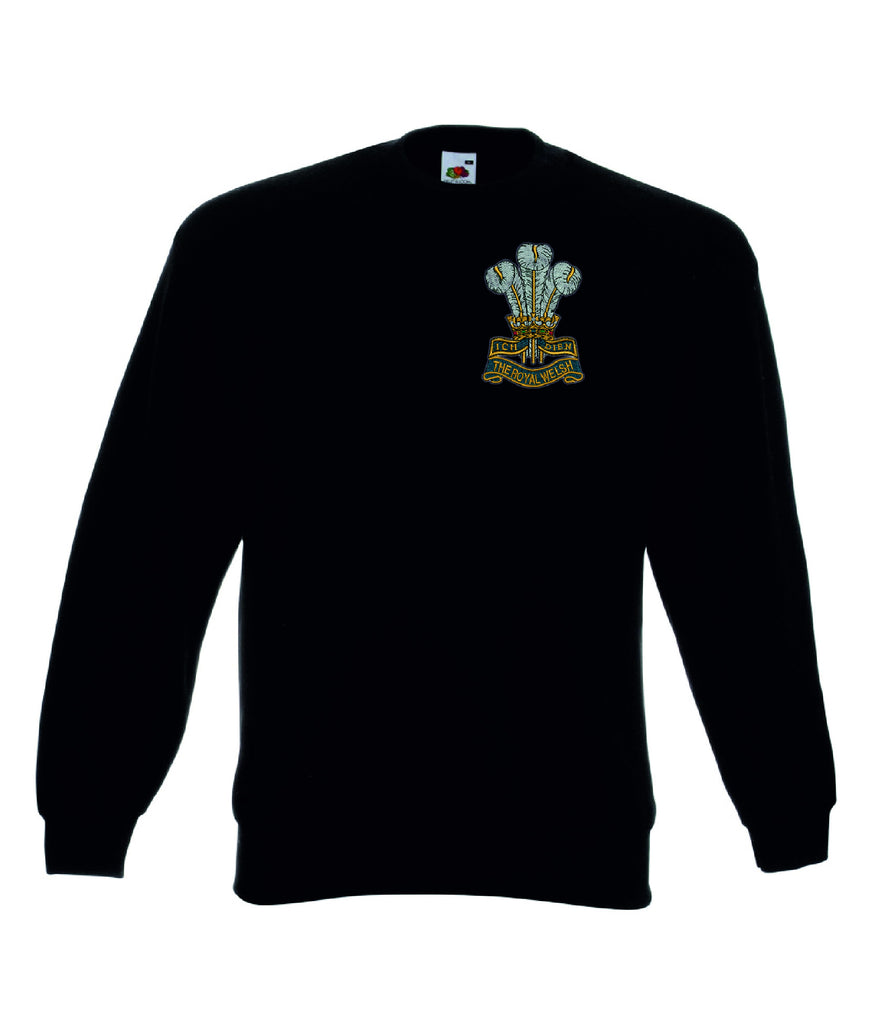 The Royal Welsh Sweatshirt