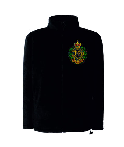 Royal Engineers fleece