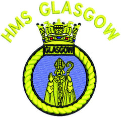 HMS Glasgow Fleece