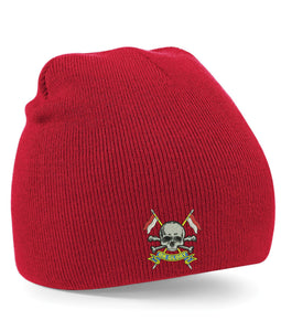 The Royal Lancers Beanie Hats