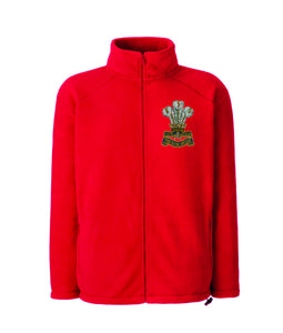 The Royal Welsh Fleece