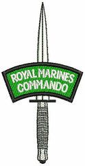 Royal Marines Commando  Fleece