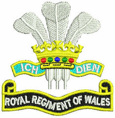 Royal Regiment Of Wales  Hoodie