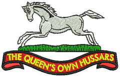 The Queens Own Hussars T-Shirt
